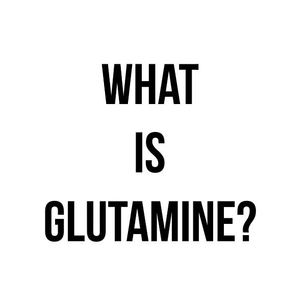 Supplement Focus: Glutamine