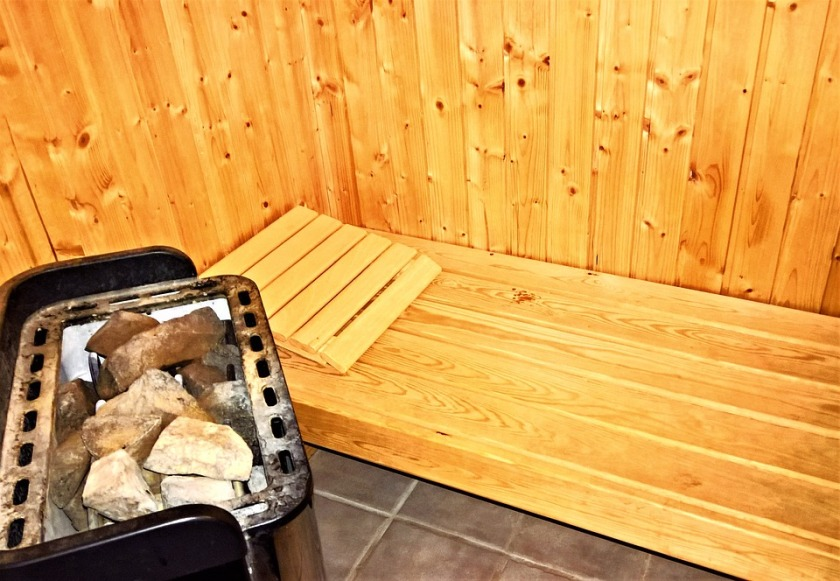 health benefits of sauna use